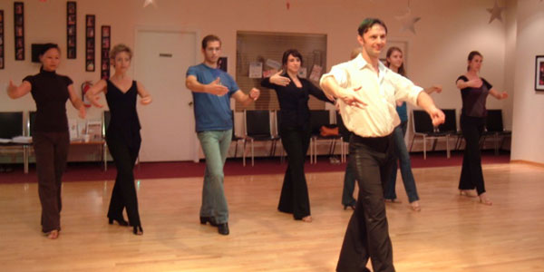 Ballroom Dance Teacher's Academy Scottsdale Arizona